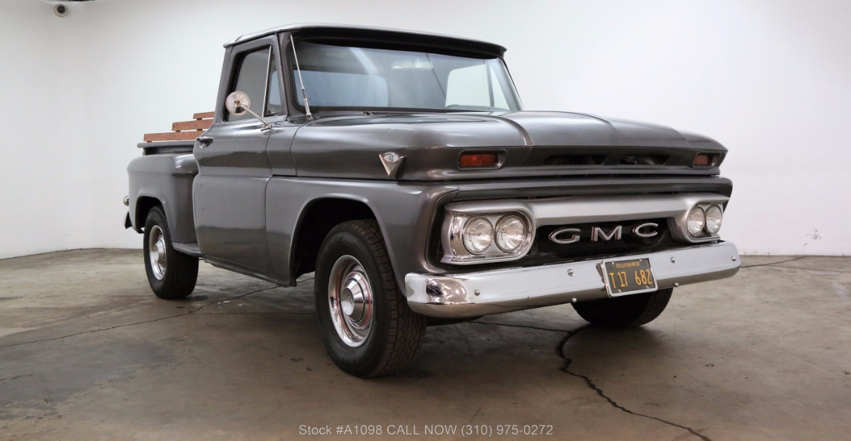 1965 GMC Series 1000 1/2 Ton Stepside Pickup