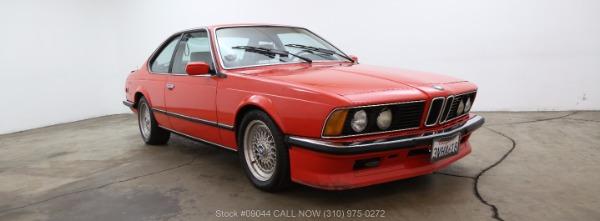 1984 BMW M635CSi Euro Spec