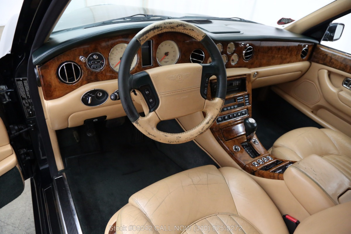 2000 Bentley Arnage Red Label Beverly Hills Car Club
