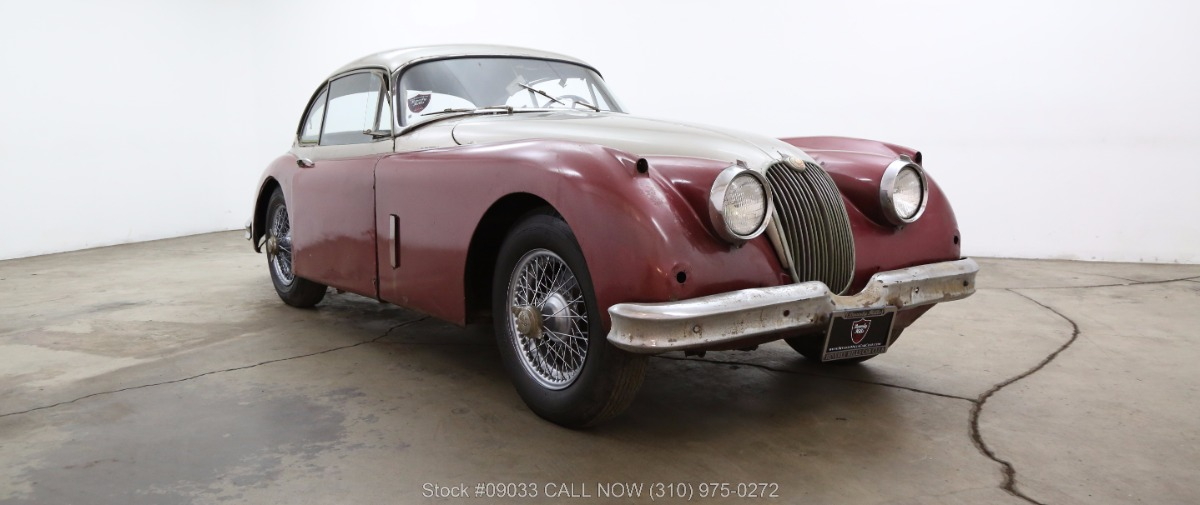 Used 1959 Jaguar XK150 Fixed Head Coupe | Los Angeles, CA