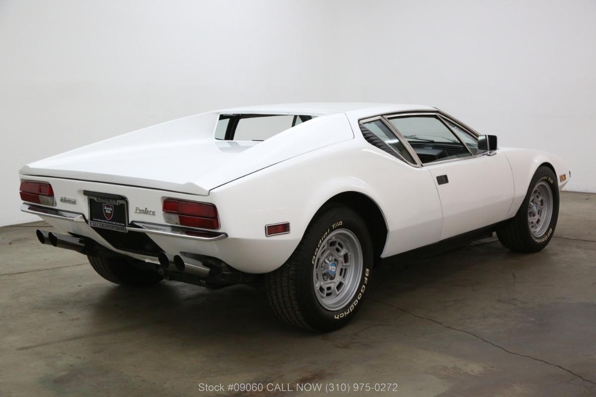 1971 Detomaso Pantera Beverly Hills Car Club