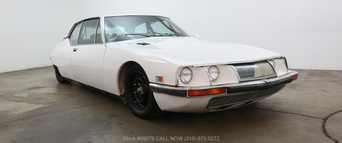 1972 Citroen Sm Automatic Beverly Hills Car Club