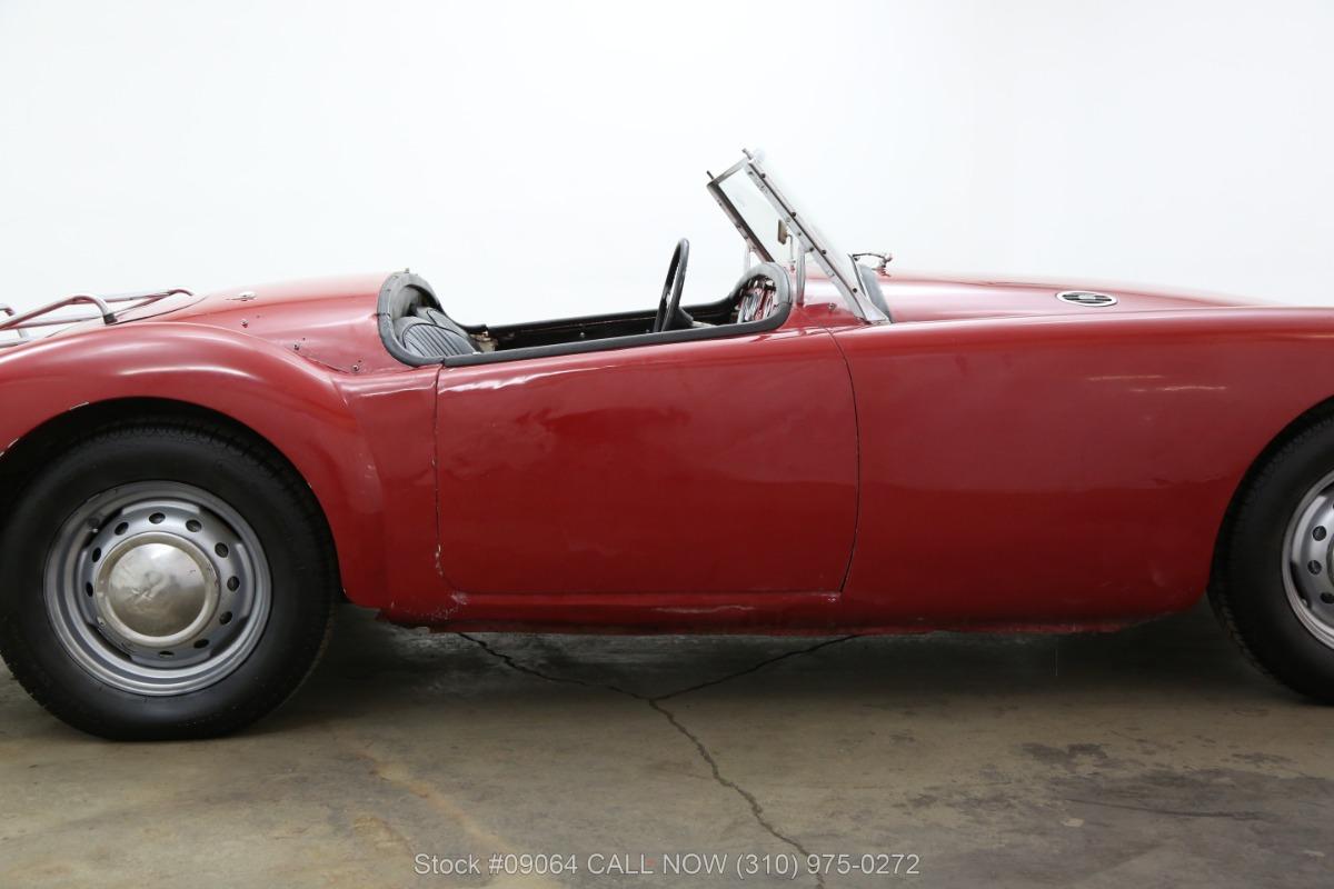1958 Mg A Beverly Hills Car Club