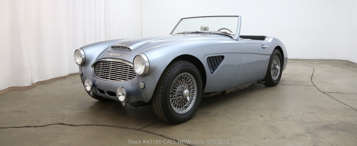 Used 1961 Austin-Healey 3000 MKII BT7 | Los Angeles, CA