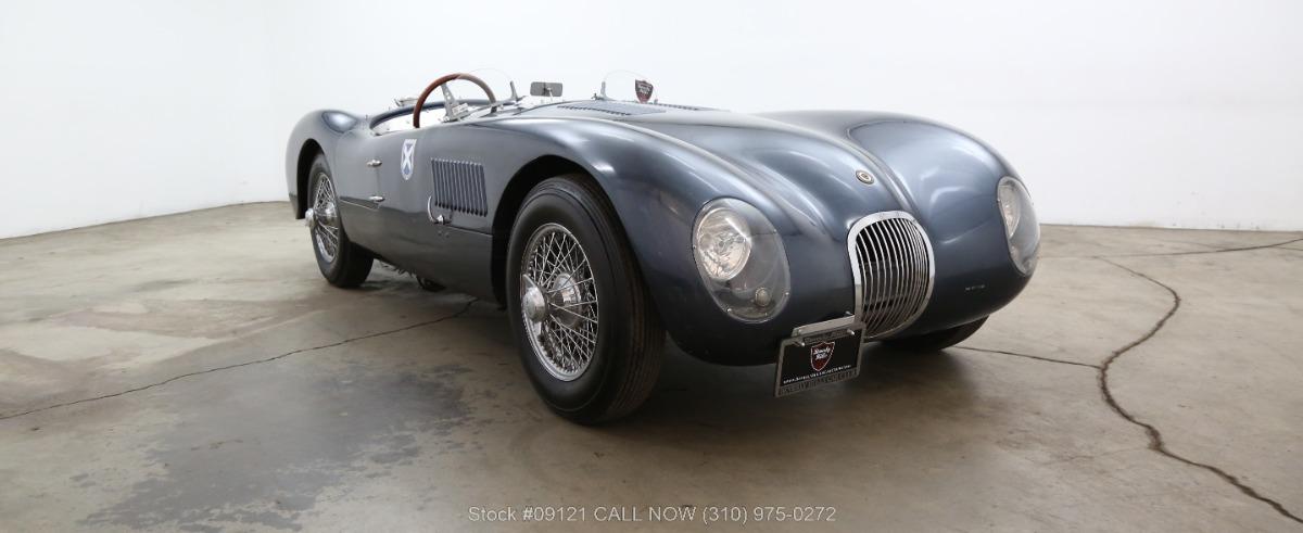 1954 Jaguar C Type Replica