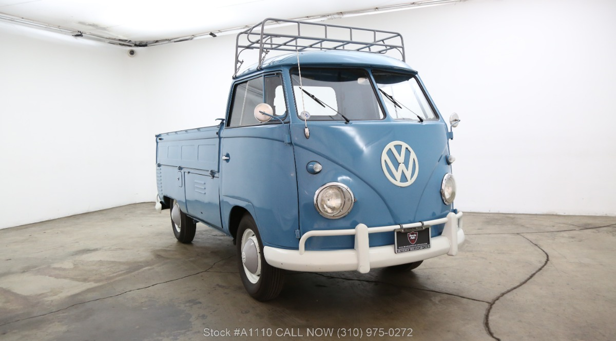 1960 Volkswagen Dropside Split Window Pickup