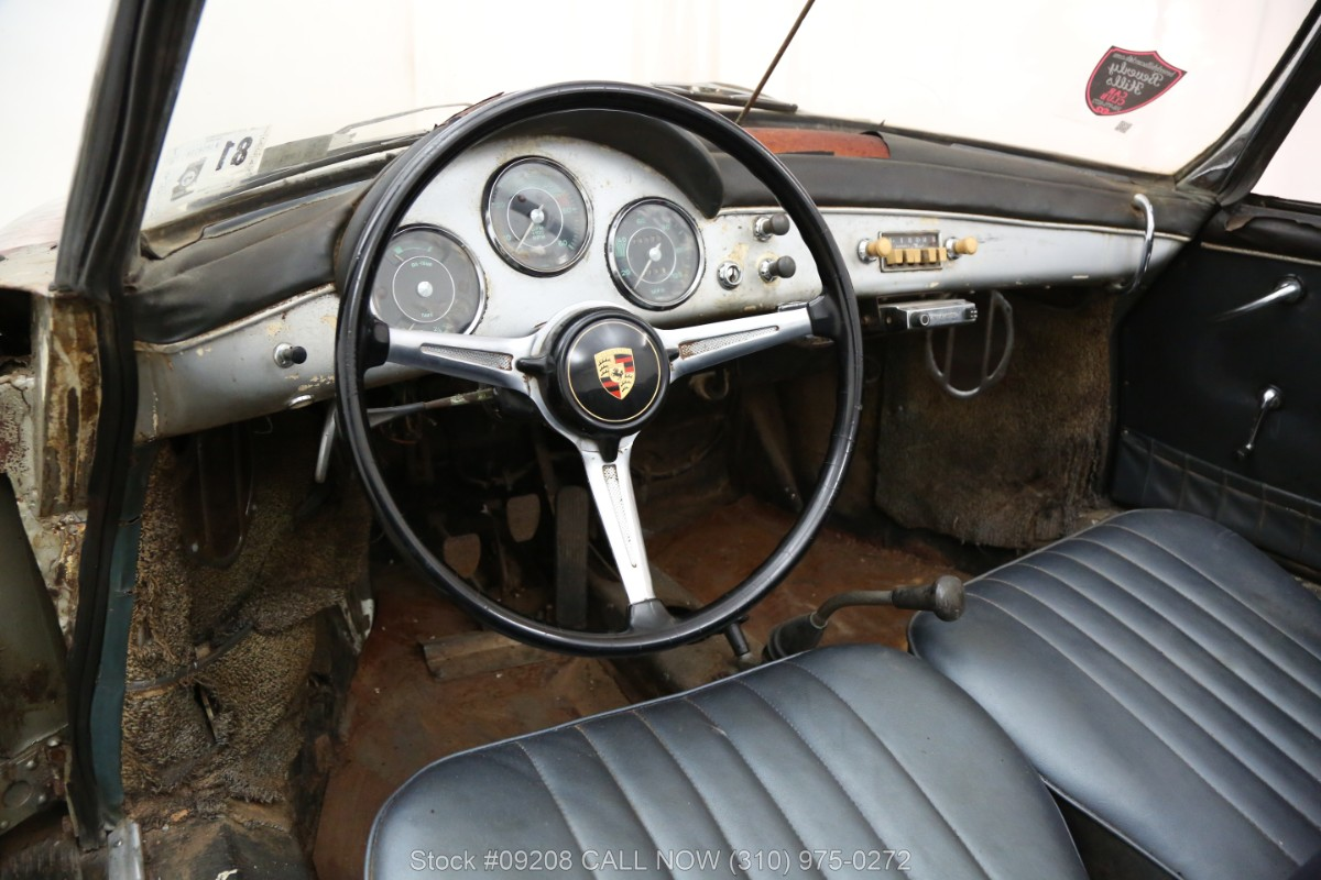 Used 1962 Porsche 356B T6 Twin Grille Roadster | Los Angeles, CA