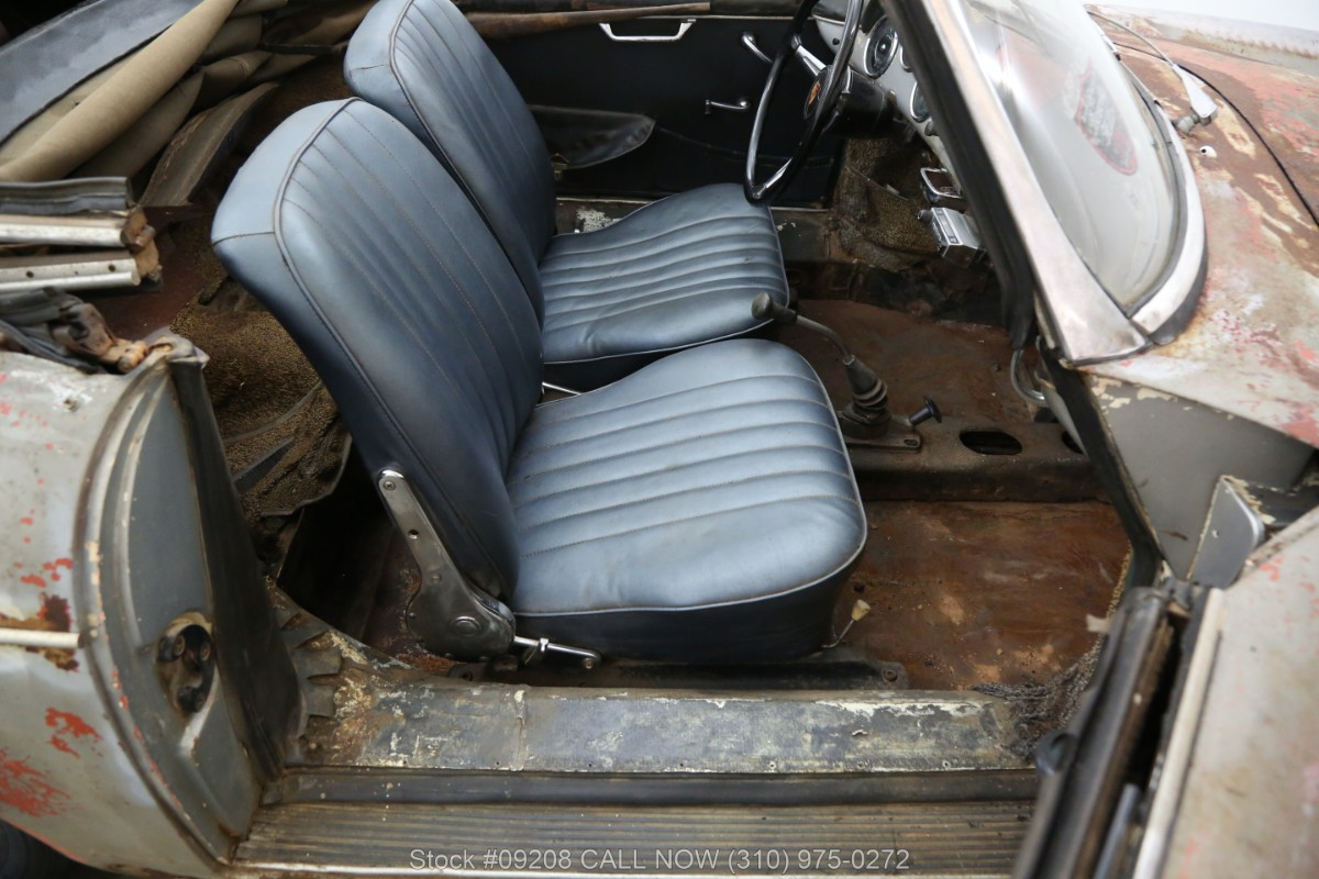 Used 1962 Porsche 356B T6 Twin Grille Roadster   Los Angeles, CA