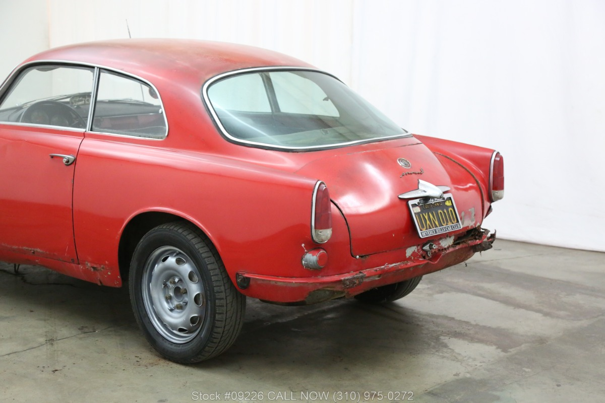 Used 1960 Alfa Romeo Giulietta Sprint | Los Angeles, CA