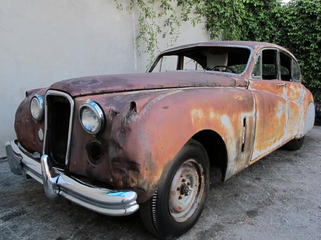1956 Jaguar MK VII   Beverly Hills Car Club