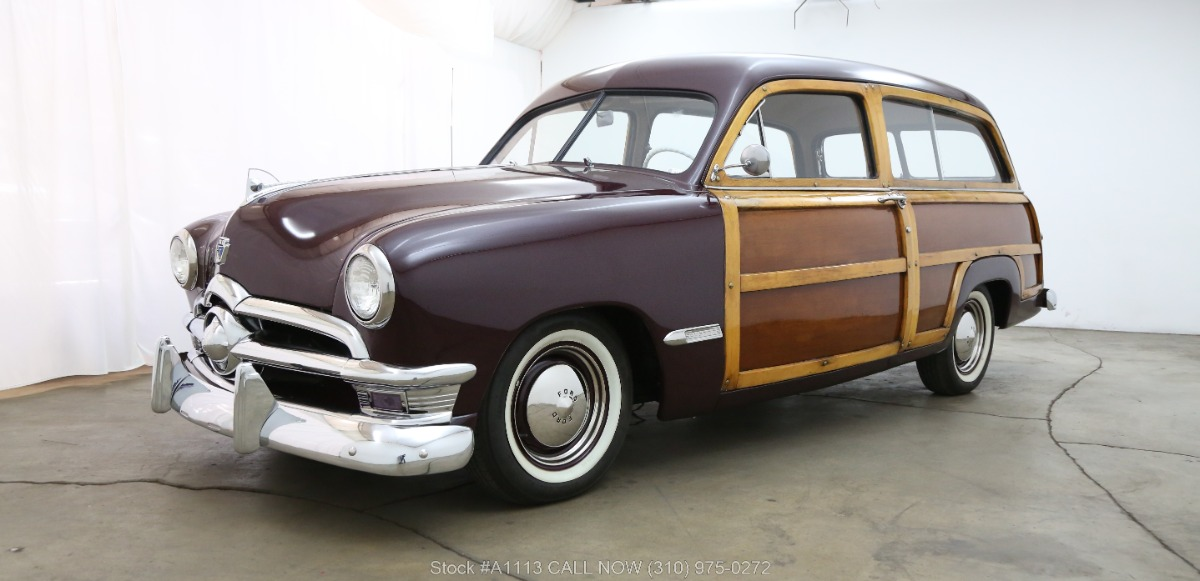 1950 Ford Woody Wagon Country Squire | Beverly Hills Car Club