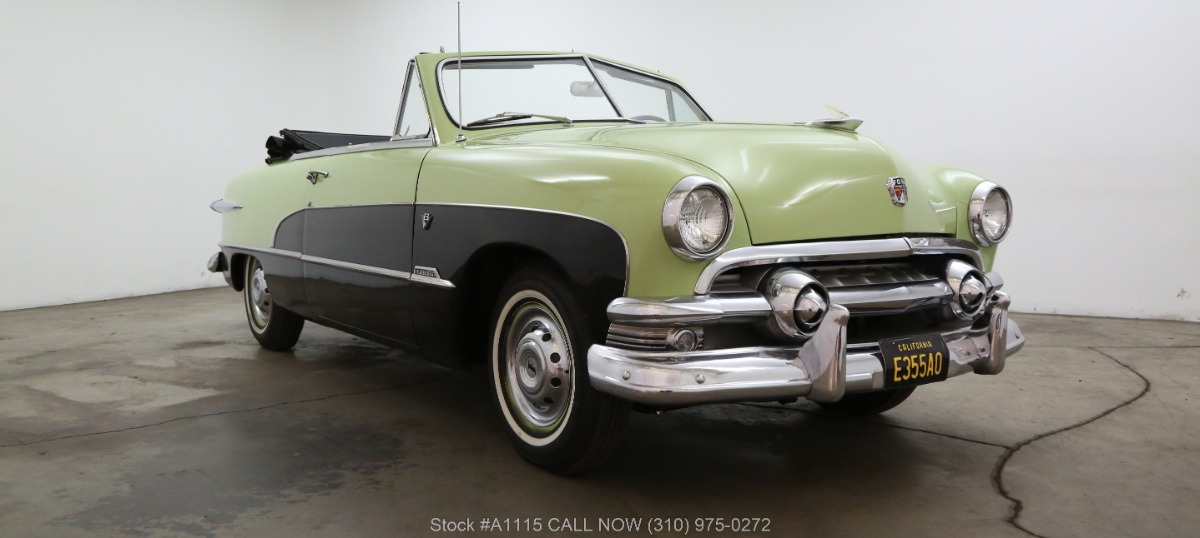 Used 1951 Ford Custom Convertible | Los Angeles, CA