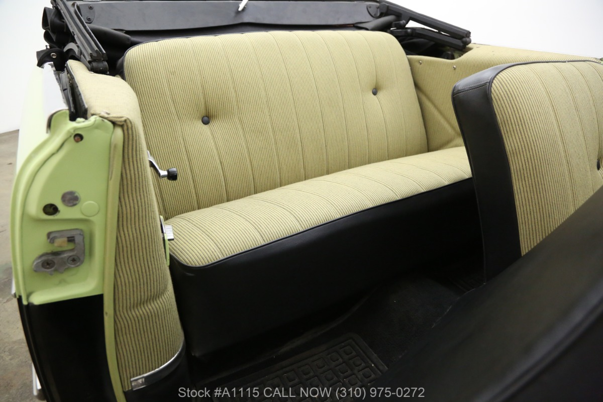 Used 1951 Ford Custom Convertible   Los Angeles, CA