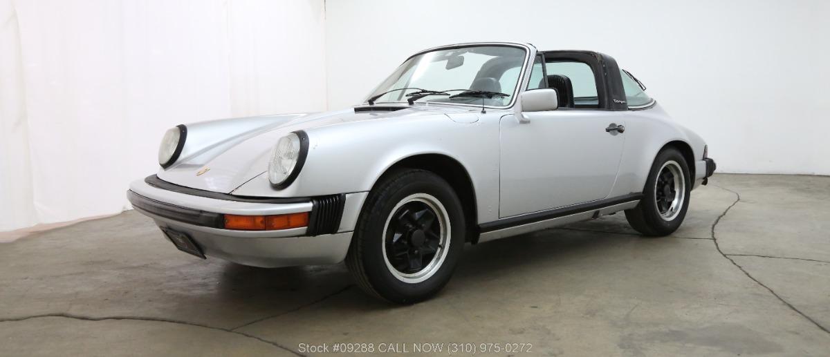 Used 1978 Porsche 911SC Targa | Los Angeles, CA