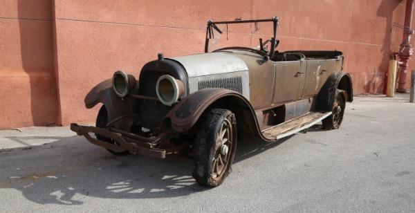 1921 Cadillac Type 61 Phaeton
