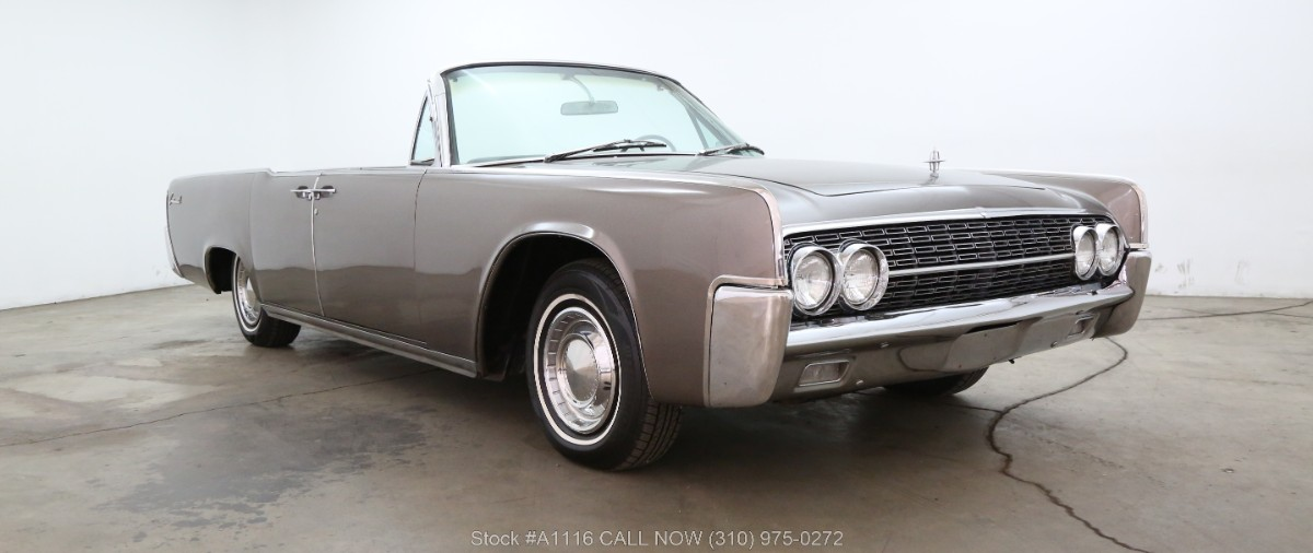 Used 1962 Lincoln Continental Convertible | Los Angeles, CA
