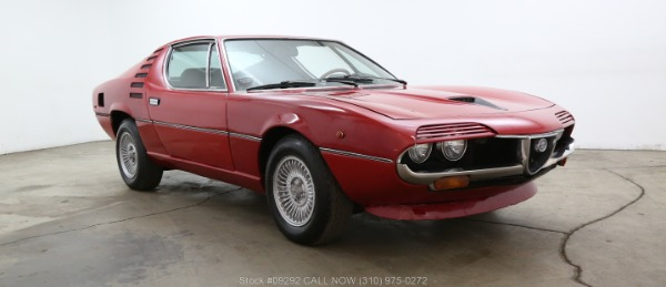 1973 Alfa Romeo Montreal Coupe