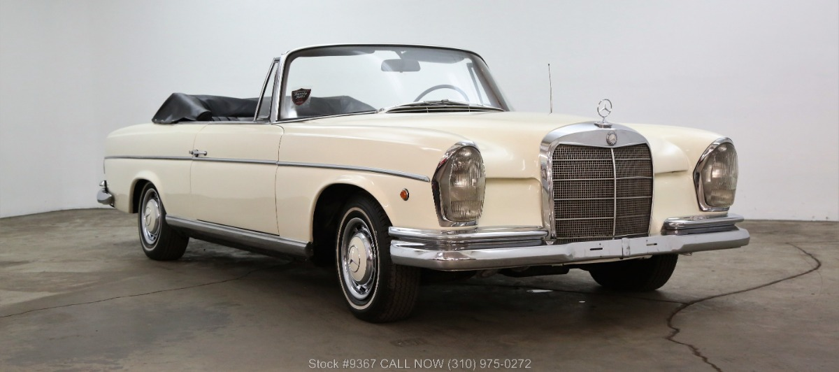 Used 1964 Mercedes-Benz 300SE Cabriolet | Los Angeles, CA