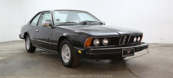 1984 BMW 635