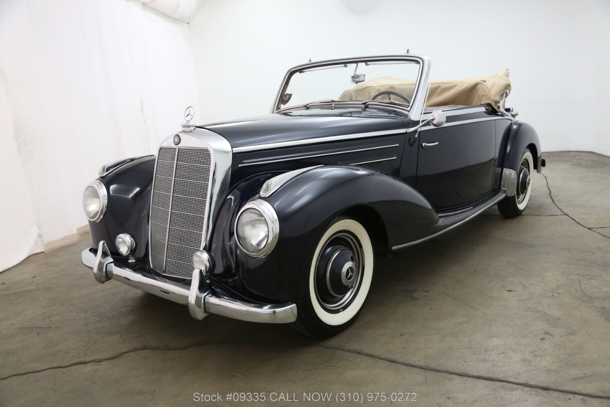 Used 1953 Mercedes-Benz 220 Cabriolet A | Los Angeles, CA