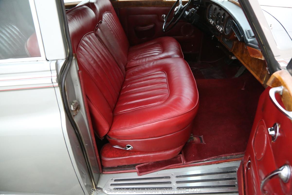 Used 1965 Rolls Royce Silver Cloud III Left Hand Drive | Los Angeles, CA