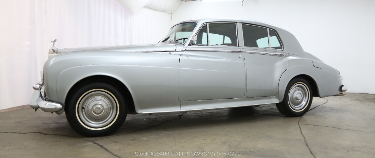 Used 1965 Rolls Royce Silver Cloud III Left Hand Drive | Los Angeles, CA