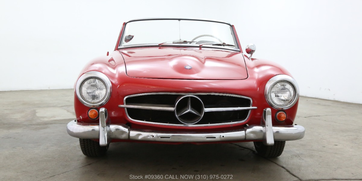 Used 1959 Mercedes-Benz 190SL with 2 Tops | Los Angeles, CA