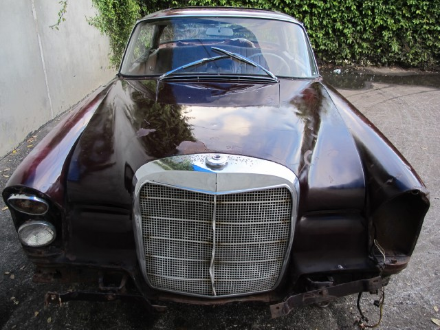 Used 1961 Mercedes-Benz 220SE b | Los Angeles, CA