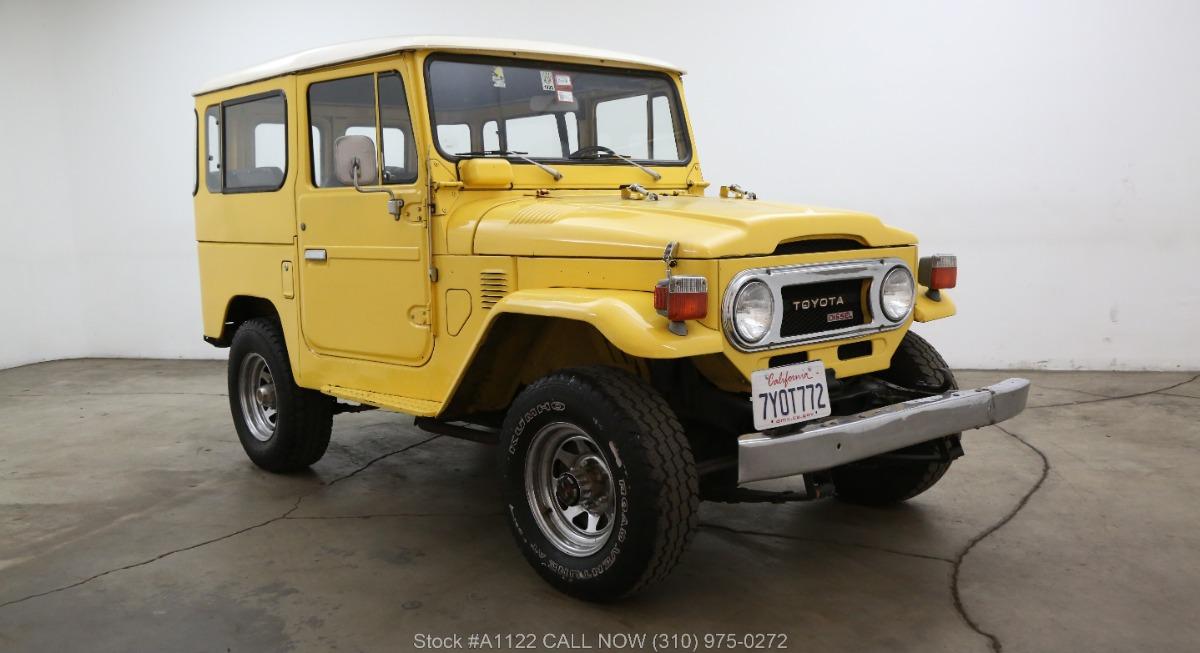 1977 Toyota Landcruiser BJ40 4x4 | Beverly Hills Car Club