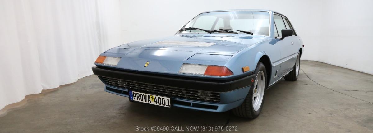 Used 1981 Ferrari 400 i | Los Angeles, CA