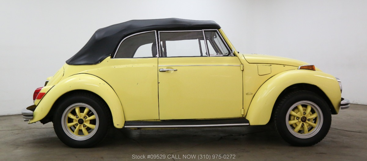 Used 1971 Volkswagen Beetle Cabriolet | Los Angeles, CA