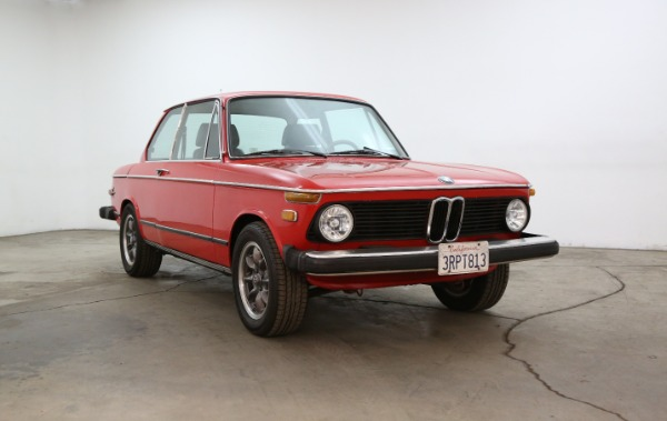 1974 BMW 2002tii Coupe