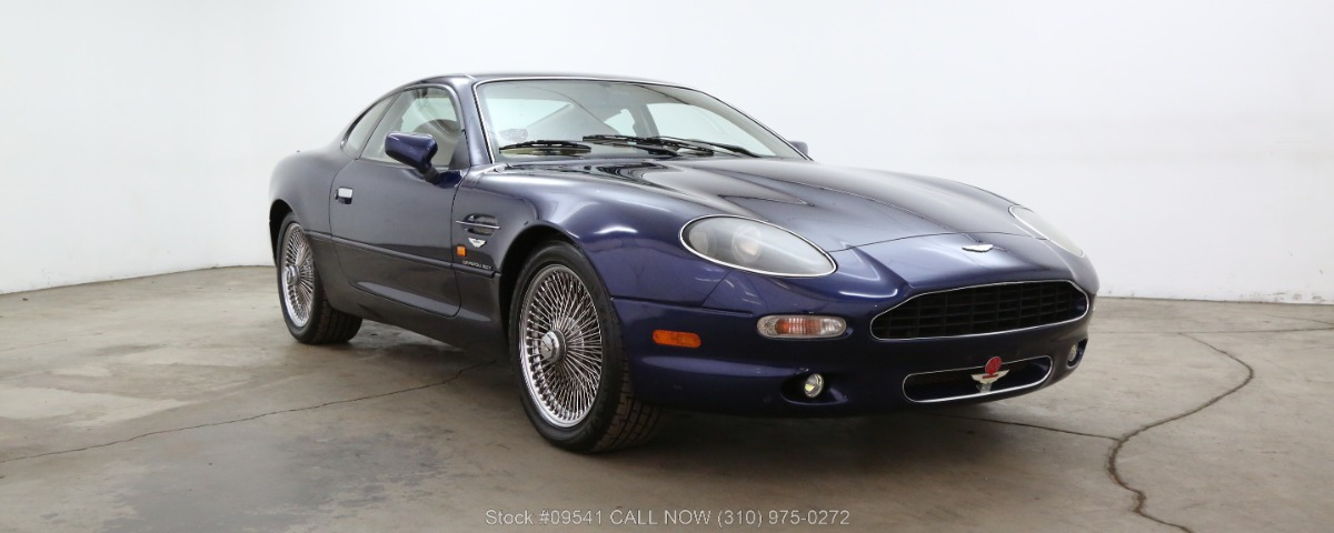 1997 aston martin db7 beverly hills car club. Black Bedroom Furniture Sets. Home Design Ideas
