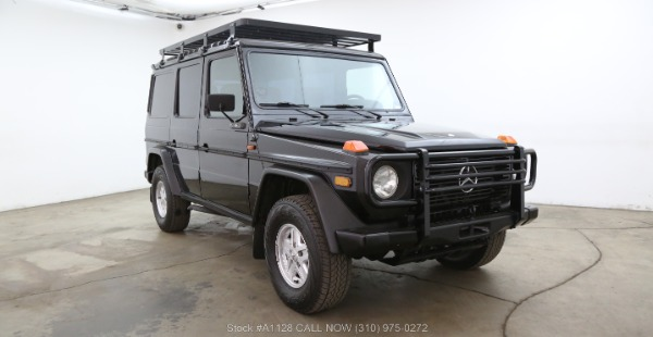 1985 Mercedes-Benz 280GE
