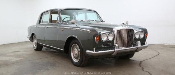 1966 Bentley T1 Right Hand Drive