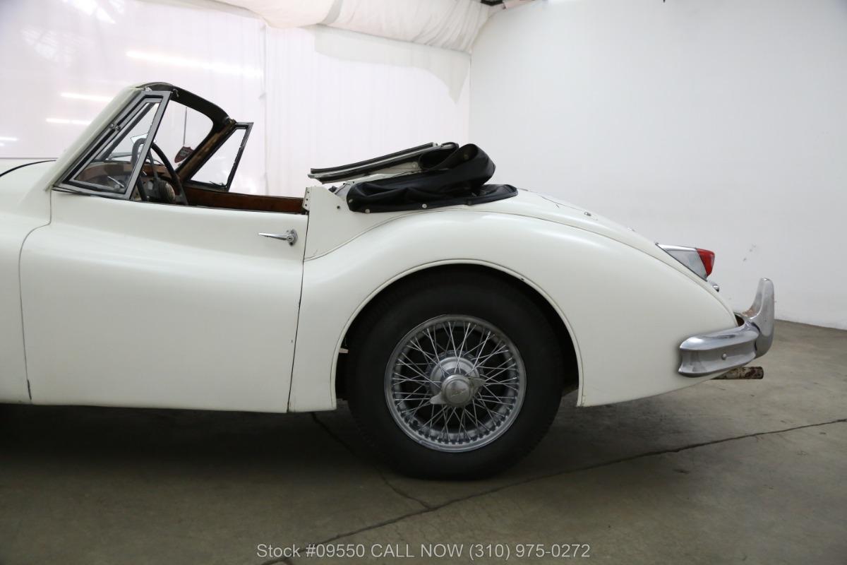Used 1957 Jaguar XK140 Drophead | Los Angeles, CA