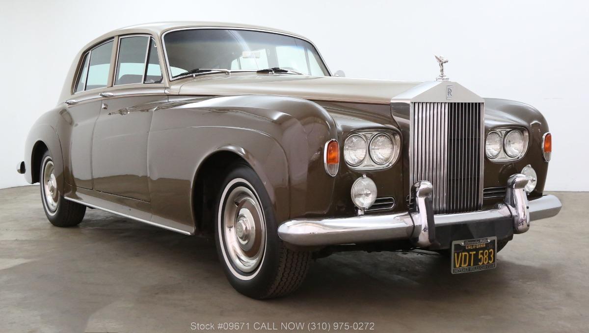 1965 Rolls Royce Silver Cloud III Left Hand Drive