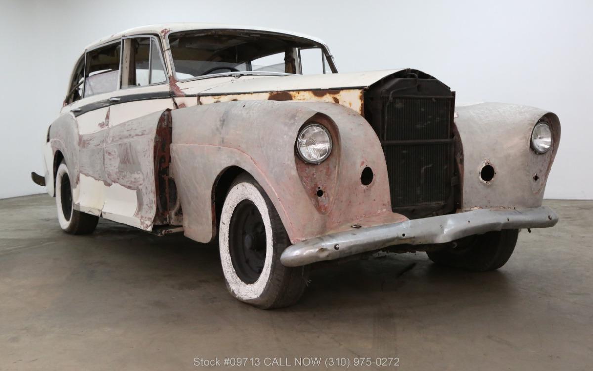 1958 Rolls Royce Silver Wraith Pullman