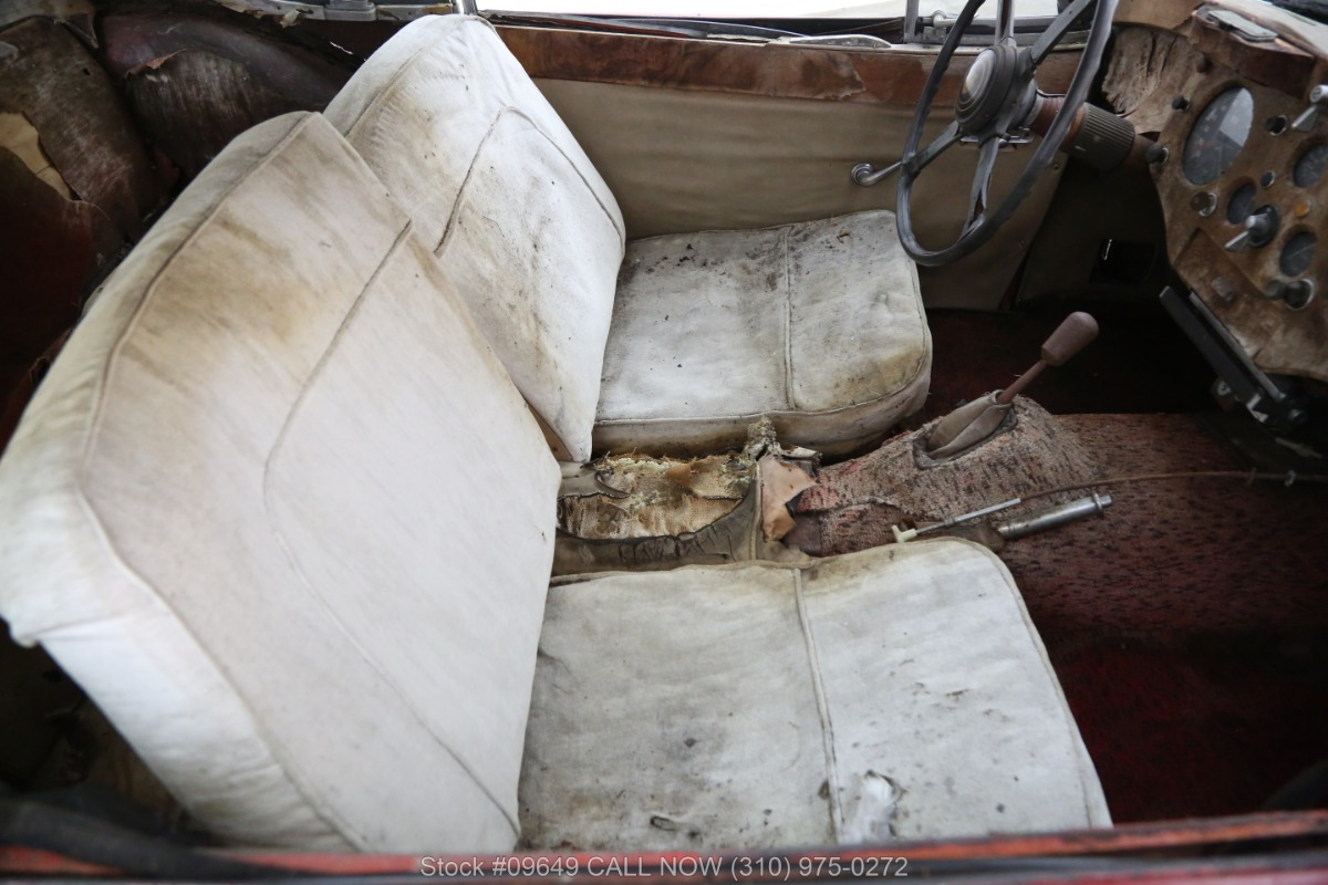 Used 1956 Jaguar XK140 Fixed Head Coupe | Los Angeles, CA