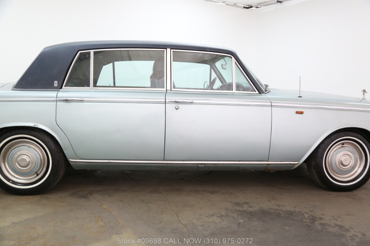 Used 1971 Rolls Royce Silver Shadow Left Hand Drive | Los Angeles, CA
