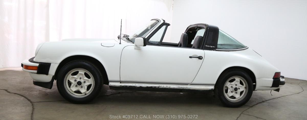 Used 1976 Porsche 911S Targa | Los Angeles, CA