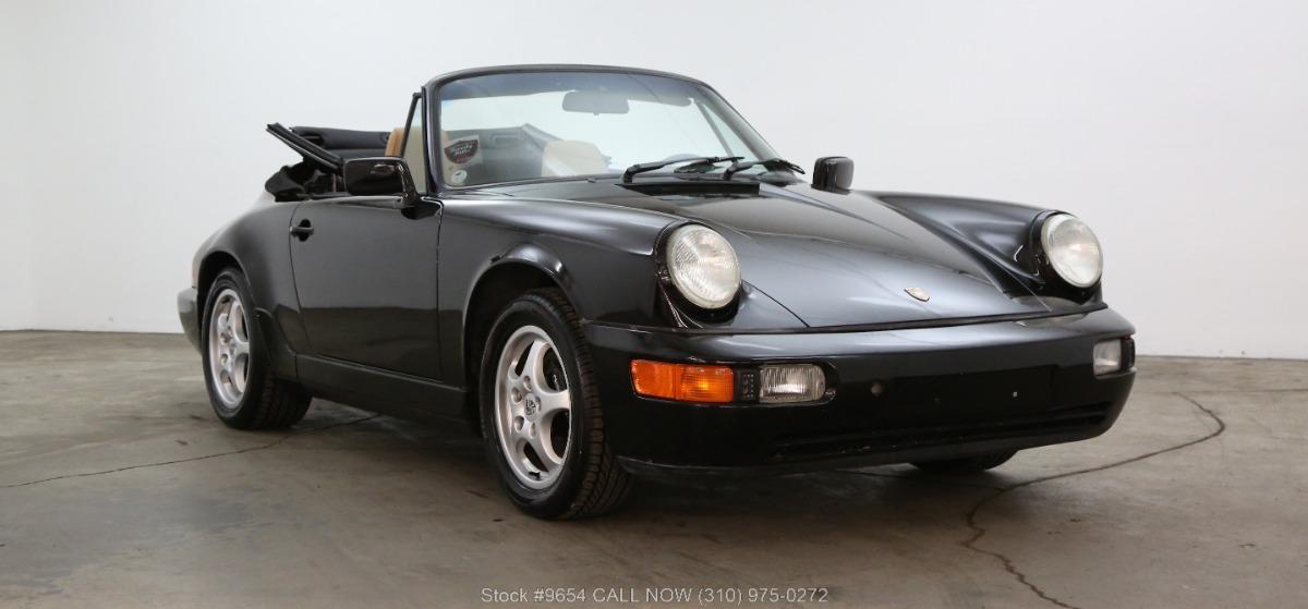 1991 Porsche 964 Cabriolet Beverly Hills Car Club