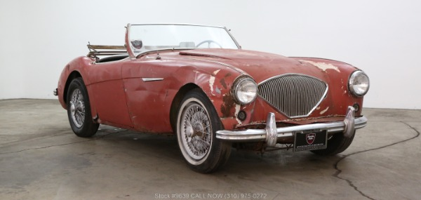 1954 Austin-Healey 100-4 BN1 Convertible