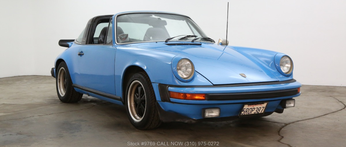 1975 Porsche Carrera Targa