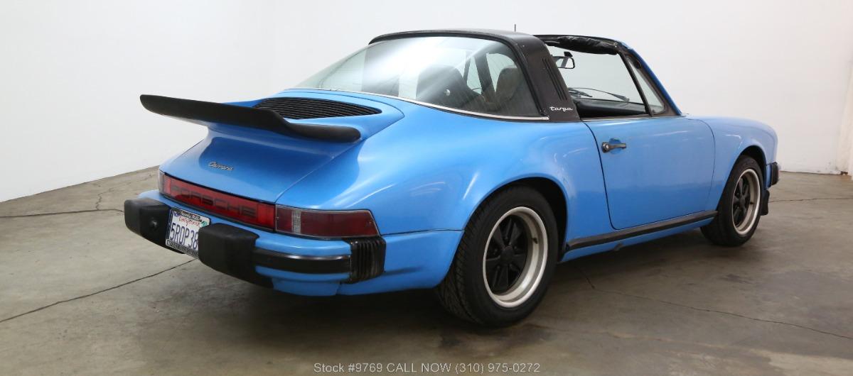 Used 1975 Porsche Carrera Targa | Los Angeles, CA