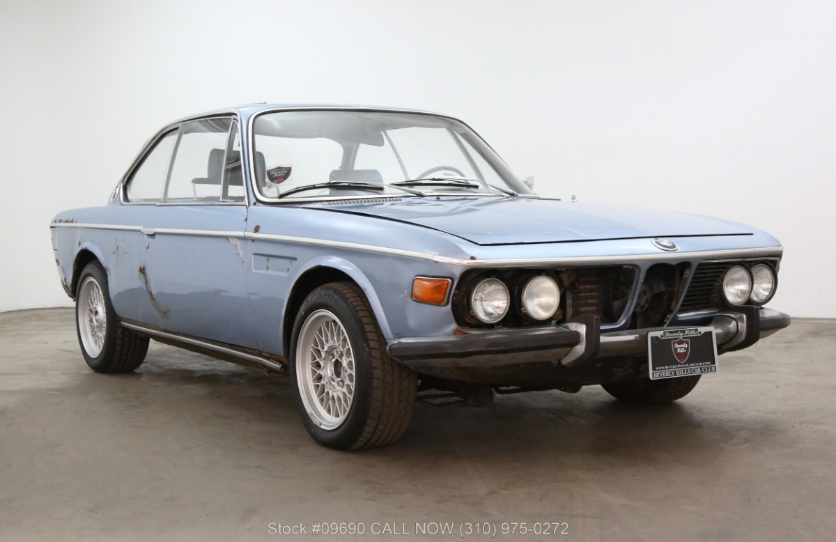 1973 BMW 3.0 CSI Sunroof Coupe