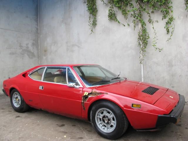 1975 Ferrari 308 GT4   Beverly Hills Car Club