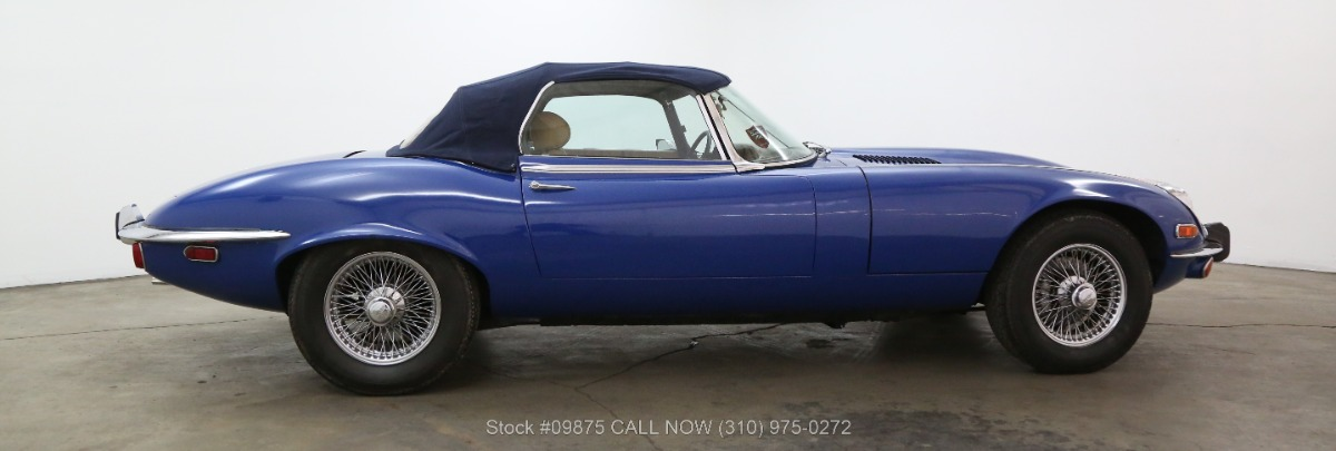 Used 1973 Jaguar XKE V12 Roadster | Los Angeles, CA