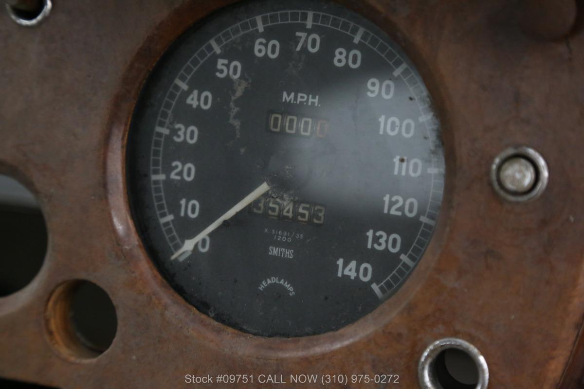 Used 1956 Jaguar XK140 MC Fixed Head Coupe | Los Angeles, CA