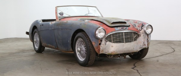 1962 Austin-Healey 3000 Tri-Carb
